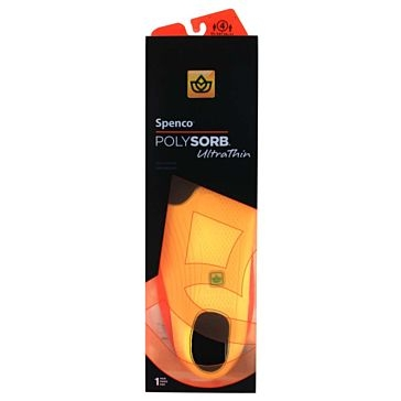 Spenco Polysorb UltraThin Fit Insoles