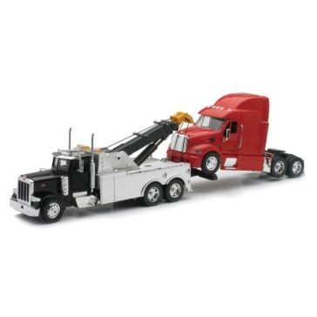 1:32 Peterbilt Tow Truck W/ Truck Cab