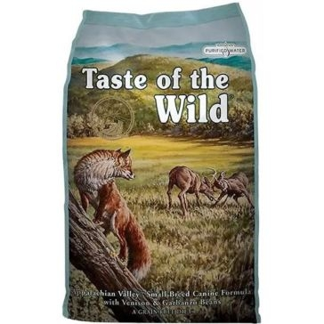 Taste of the Wild Appalachian Valley Small Breed Formula Dry Dog Food