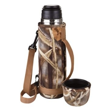 Flambeau 24oz Camo Insulated Bottle Thermos 6020