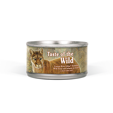 Taste of the Wild Canyon River Can Cat Food