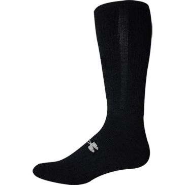 Under Armour ColdGear Boot Sock Black