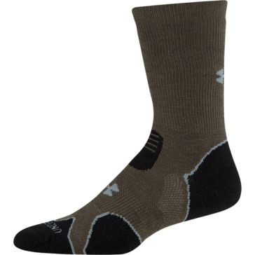 Under Armour Hitch Heavy Cushion Boot Socks Sage