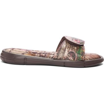 Girls Youth Ignite VIII Camo Slides