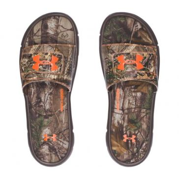 Under Armour Men's Ignite Camo V Slides