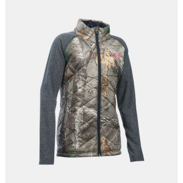 Under Armour Girls Camo Artemis Hunting Jacket 1279572
