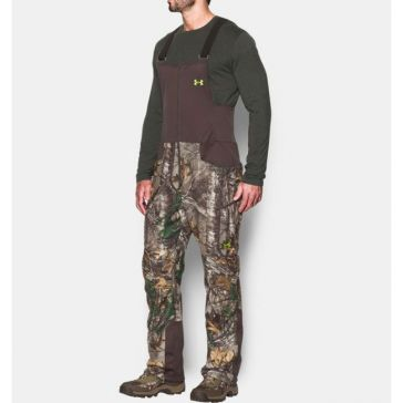 Under Armour Mens Camo Stealth Bib 1291442