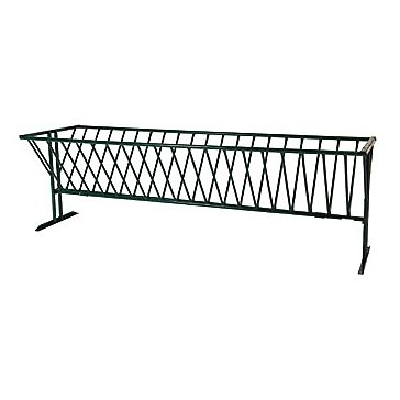 Applegate 5ft Steel V-Style Hay Rack BF-16R13605