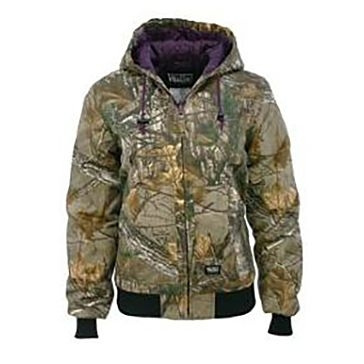 Walls Womens Insulated Hooded Jacket