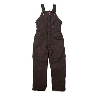 Berne Womens Washed Insulated Bib Overall WB515
