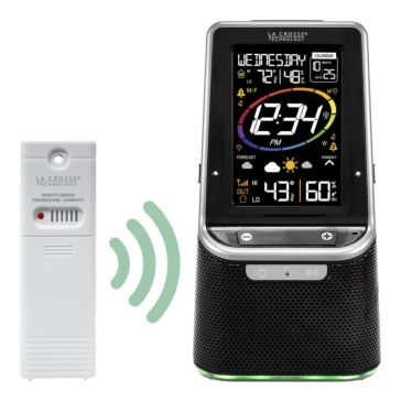 La Crosse Bluetooth Alarm Weather Station
