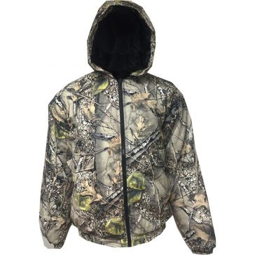 World Famous Sports Cotton Insulated Hooded Jacket MCJ101