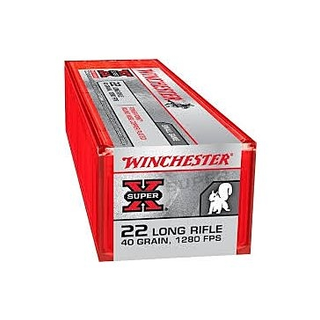 Winchester X22LRPP1 .22LR Ammunition