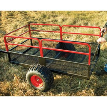 Yukon Tracks X2 Steel Mesh ATV/UTV Trailer TX-158