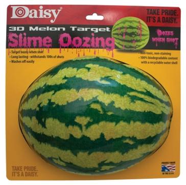 Daisy Slime Oozing Melon 3D Target