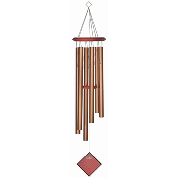 Encore 37in Chimes of Earth Bronze Wind Chime DCB37