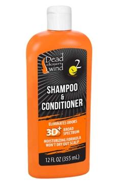Dead Down Wind 3D+ Shampoo & Conditioner 12oz