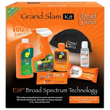 Dead Down Wind 7pc Grand Slam Kit
