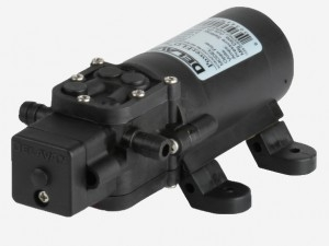 Delavan 2200 Series 12V DC 1 GPM Power Flow Pump
