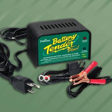 Deltran 12V 1.25A Battery Tender Plus 021-0128