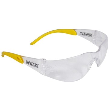 DeWalt Protective Glasses with Clear Lens