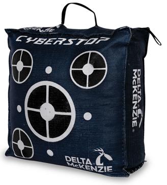 Delta McKenzie Cyberstop archery bag target