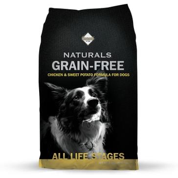 Diamond Naturals Grain Free Chicken & Sweet Potato Formula Dry Dog Food