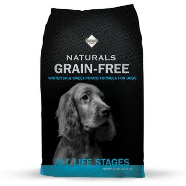 Diamond Naturals Grain Free Whitefish & Sweet Potato Dry Dog Food