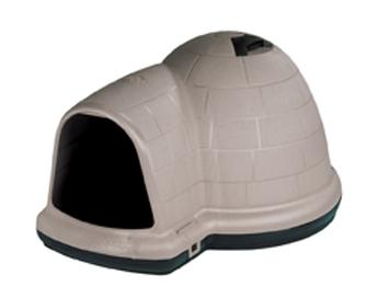 Petmate Dogloo Indigo Large Igloo Shape Dog House