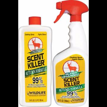 Scent Killer Combo 24/24 Autumn