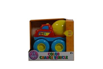 Color Change Vehicles