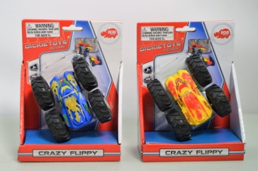 "Crazy Flippy 4"" Cars"
