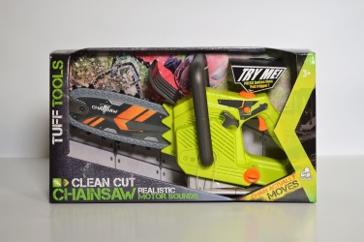 Tuff Tools Power Chainsaw