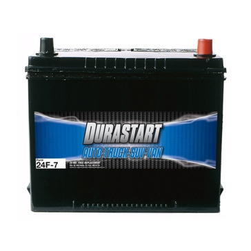 Dura-Start Top Post Heavy Duty 850CA Battery 24F-7