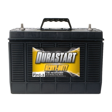 Dura-Start Heavy Duty 1050CA Battery P31C-3