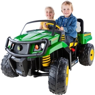 John Deere Gator XUV 12V Ride-On