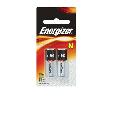Energizer N Alkaline Battery 2-Pack
