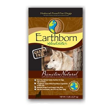 Earthborn Primitive Natural Dry Dog Food