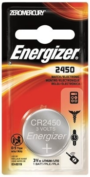 Energizer 2450 Battery 3V