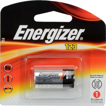 Energizer E2 123 3V Photo Lithium