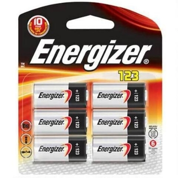 Energizer E2 Lithium Photo 6PK