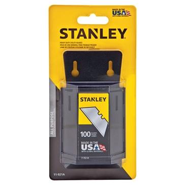Stanley Classic Heavy Duty Utility Blades w/ Dispenser