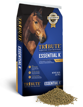 Kalmbach Feeds Tribute Essential K Feed 50lb