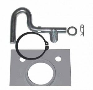 Flange Mount Swivel Plate Kit