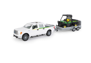Big Farm Ford F-150 & JD Gator 1:16
