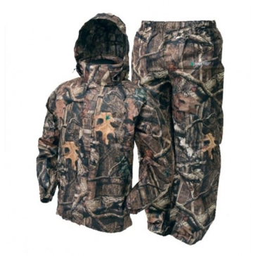 Frogg Toggs All Sports Mossy Oak Country Rain Suit