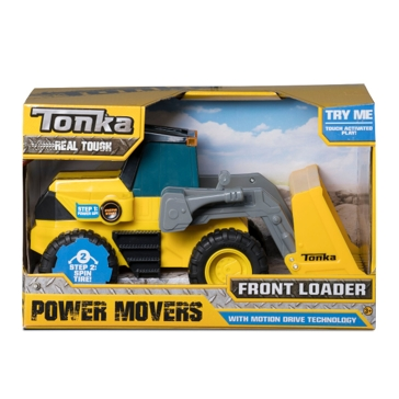 Tonka Power Movers Front Loader