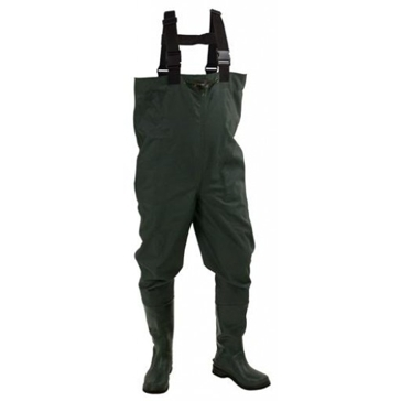 Frogg Toggs Cascades 2-Ply Rubber Bootfoot Chest Waders