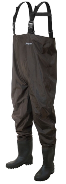 Frogg Toggs Rana II PVC Chest Waders w/ Cleated Boots