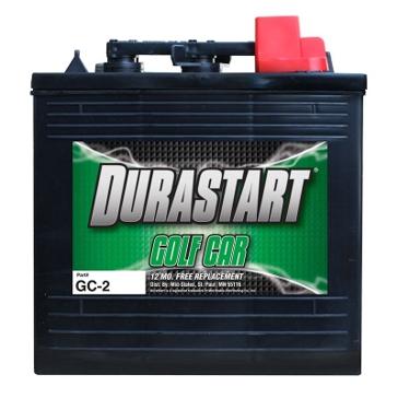 Durastart GC-2 Golf Cart Battery